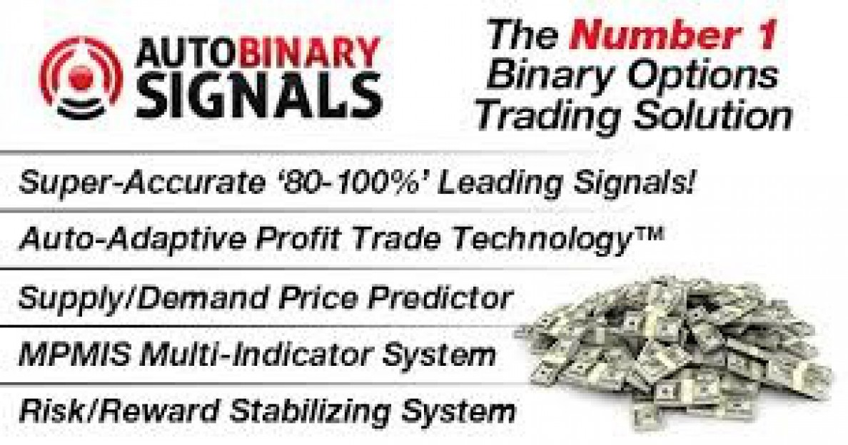 The 1 binary options trading solution auto binary signals betting promotion sweden ab